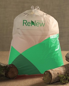 Compostable Draw String Bag