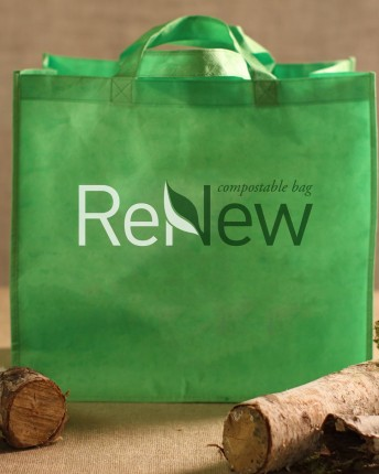 Compostable Non-Woven Bag