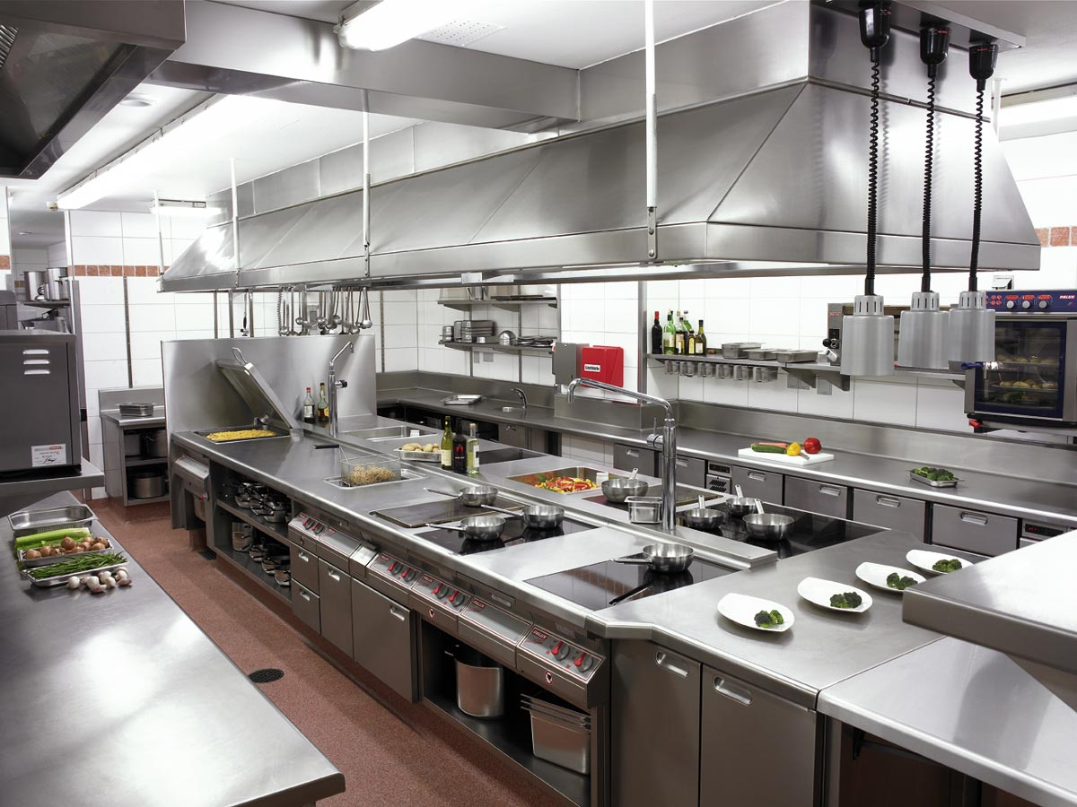 Genial Commercial Kitchen Equipment