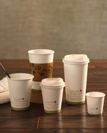 Single Wall Hot Cups and Lids