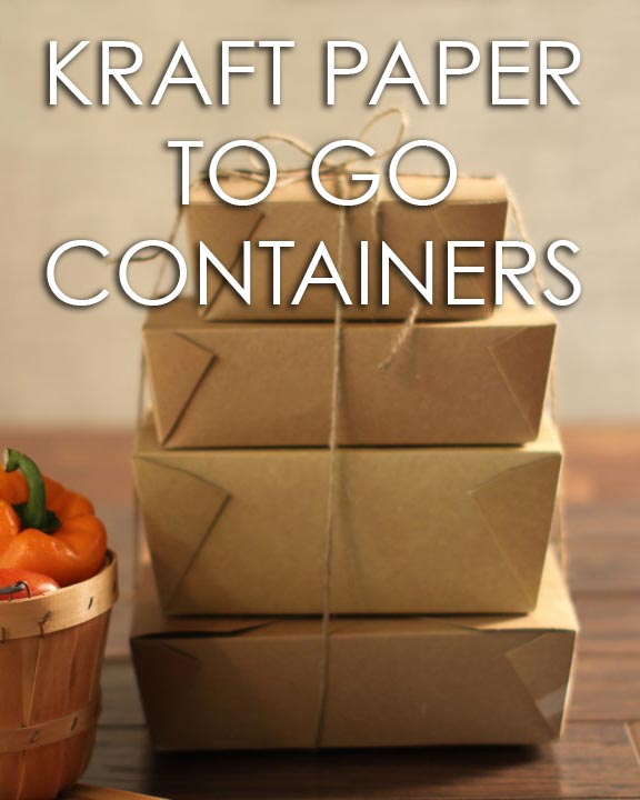 Kraft To-Go Containers