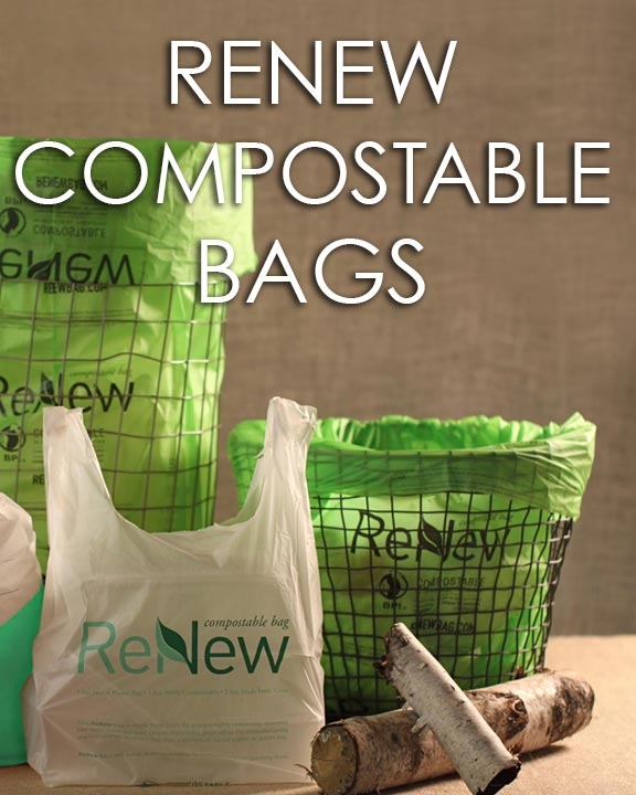 Renew Compostable Bags