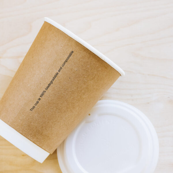 Biodegradable cup Paper coffee cup Recycle Disposable compostable